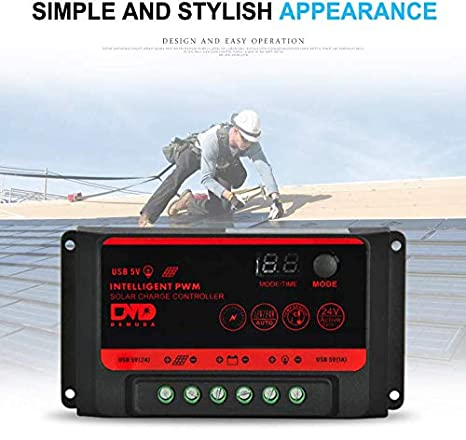 Su Kam 12v 17a Mppt Solar Charge Controller Best Price In