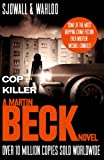 Front cover for the book Cop Killer by Maj Sjöwall