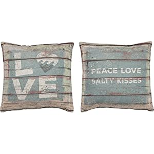 51PQKqg0iPL._SS300_ 100+ Coastal Throw Pillows & Beach Throw Pillows