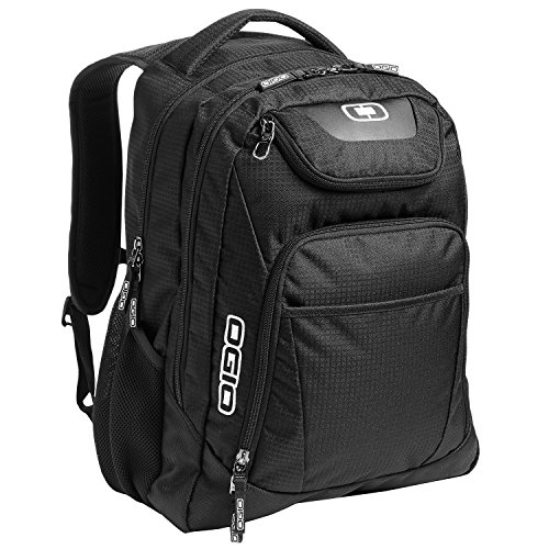 OGIO 411069-BLACK Business Excelsior 17