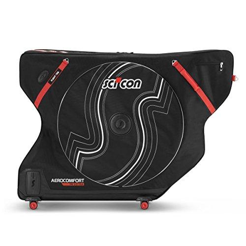 SciCon Aerocomfort 3.0 TSA Triathlon Case Black, One Size