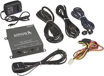 Audiovox Sirius SiriusConnect Alpine Compatible Satellite Radio Plus Traffic Tuner
