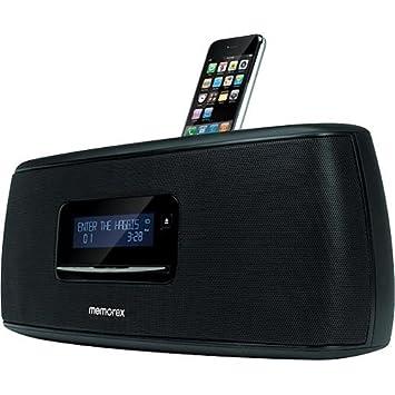 amazon com memorex mi9490p high fidelity sound system for ipod rh amazon com memorex ipod dock mi3020 manual Memorex iPod Player