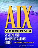 img - for AIX Version 4: System and Administration Guide book / textbook / text book