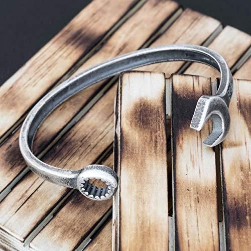 925 pulsera de plata esterlina para hombres regalo para hombres ...