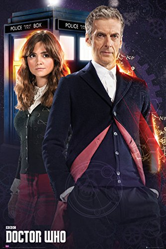 Doctor Who - TV Show Poster / Print