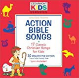 Action Bible Songs: 17 Classic Christian Songs for Kids