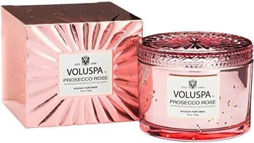 Voluspa Prosecco Rose, boxed 11-ounce