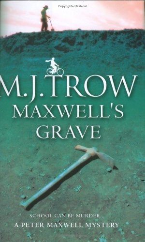 Read Online Maxwell's Grave pdf