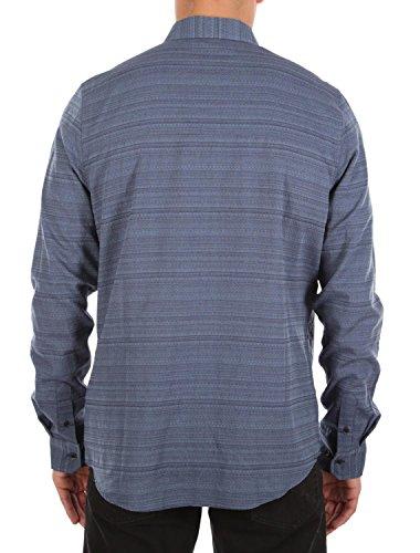 IRIEDAILY La Banda City LS Shirt [navy]