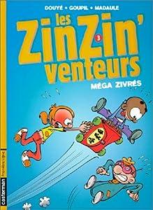 """Afficher """"Les zinzin'venteurs. n° 2<br /> Zinzin' venteurs-t3-mega zivres (Les)"""""""