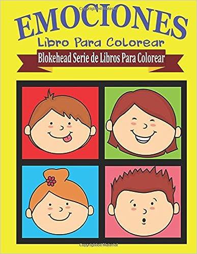 Descarga gratuita e - book Emociones Libro para Colorear (Blokehead ...