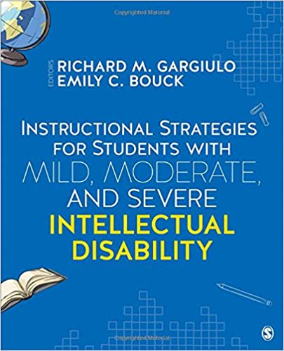 instructional strategies for students with mild moderate and