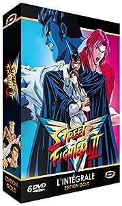 Intégrale street fighter II V [Francia] [DVD]