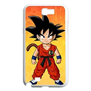 Samsung Galaxy N2 7100 Cell Phone Case Covers White Goku Unique Phone Case Covers Protective CZOIEQWMXN22293