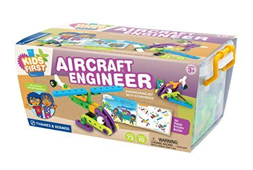 (Kids First Aircraft Engineer Kit by Kids)