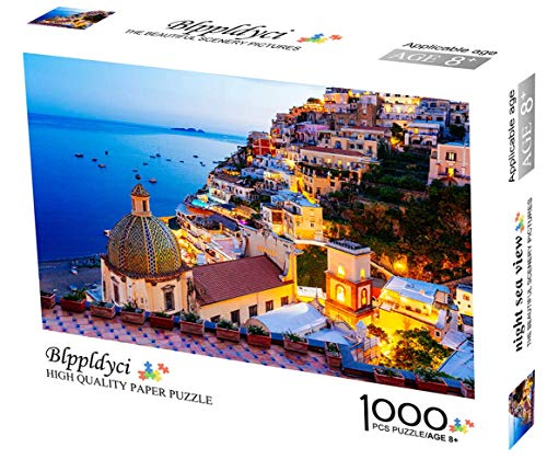 HUADADA Jigsaw Puzzles for Adults 1000