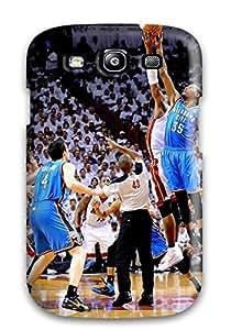Holly M Denton Davis's Shop New Style 9047902K717762052 oklahoma city thunder basketball nba miami heat NBA Sports & Colleges colorful Samsung Galaxy S3 cases