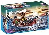 PLAYMOBIL® Pirates Rowboat with Shark