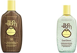 product image for Sun Bum Original Sunscreen Lotion, SPF 30 and Cool Down Hydrating After Sun Gel
