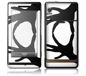 Zing Revolution MS-3OH310045 Motorola Droid- 3OH3- Hands Skin