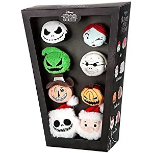 "2016 The Nightmare Before Christmas ''Tsum Tsum'' Box Set - Mini - 3 1/2'' Limited Edition - 51PQP5x28fL - 2016 The Nightmare Before Christmas ""Tsum Tsum"" Box Set – Mini – 3 1/2"" Limited Edition"