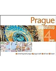Prague PopOut Map: Handy, pocket-size, pop-up map for Prague