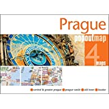 Prague Popout Map (Popout Maps)