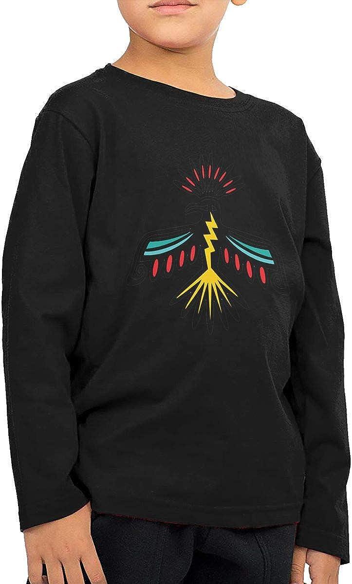 HADYKIDSLOVE Thunderbird Kids T-Shirt Long Sleeve Boys Girls T-Shirt
