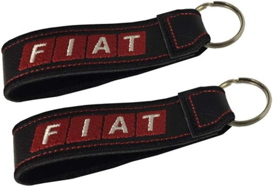 Fiat Doppelseitiger Schlüsselband 1 Stück Auto
