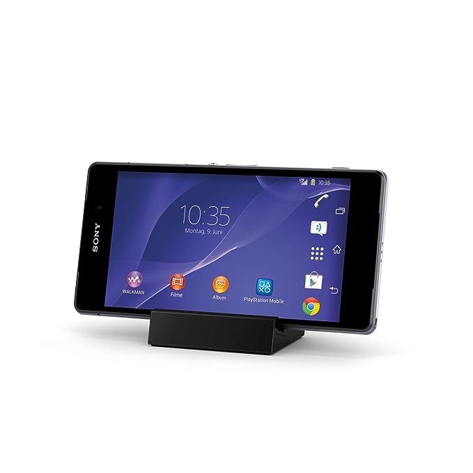 Sony DK36 - Base de carga magnética para Sony Xperia Z2: Amazon.es ...