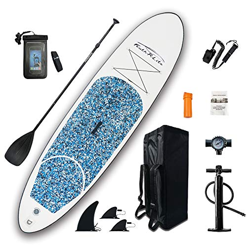 (FEATH-R-LITE All Round Paddle Board 10'Length 30