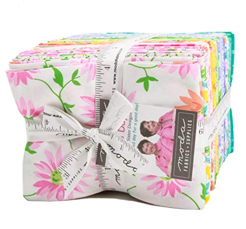 (Good Day! 37 Fat Quarter Bundle by Me and My Sister Designs for Moda Fabrics)