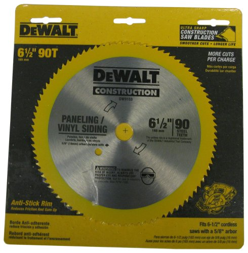 dewalt-dw9153-6-12-inch-90-tooth-paneling-and-vinyl-cutting-saw-blade-with-58-inch-arbor