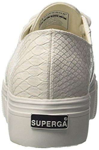 Mujer pusnakew Superga para 900 Gimnasia 2790 Blanco de White Zapatillas 155YqR