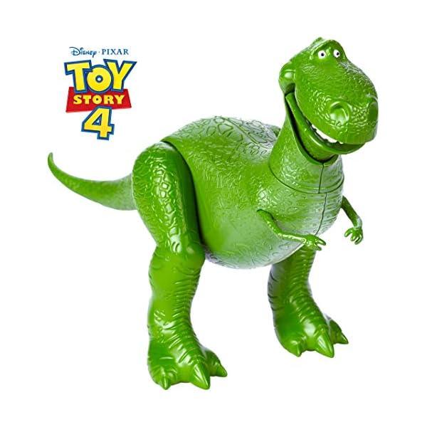 51PQR5eLTbL. SS600  - Disney Pixar Toy Story Rex Figure