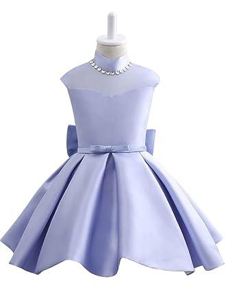 c9773225e Amazon.com  LZDresses Kid s Performance Dress Maxi Vintage ...