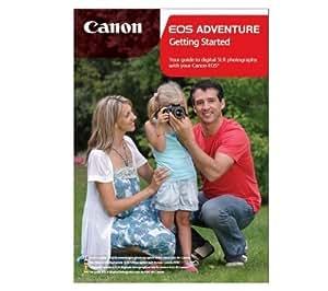CANON DVD EOS Adventure (guía de uso para SLR digital EOS) (0159W300) (importado)