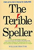 Terrible Speller, William Proctor, 068814229X