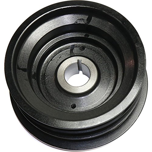 Evan-Fischer EVA13412171541 Harmonic Balancer for FRONTIER 99-04/XTERRA 00-04 6 Cyl 3.3L (Harmonic Balancer 6 Cyl Engine)