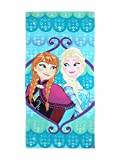 Disney Frozen Spring Fever 28'' x 58'' Cotton Pool/Beach/Bath Towel