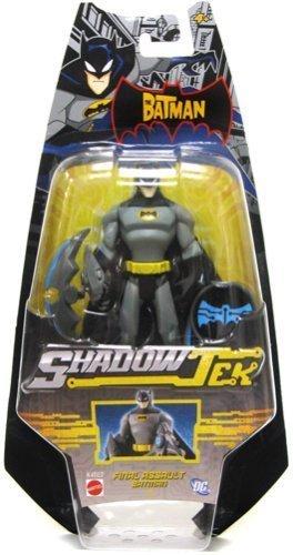 (The Batman Shadow Tek Action Figure Batman [Final Assault] by The Batman)