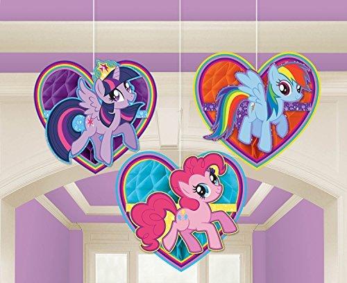 My Little Pony Friendship Hanging Decor (My Little Pony Party Decor)