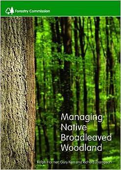 Book Managing Native Broadleaved Woodland