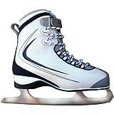Roller Derby Women's Lake Placid Supreme Soft Boot Figure Ice Skate