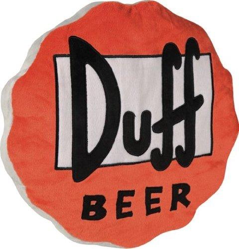 United Labels 0199441 Los Simpson - Cojín con diseño de tapón de cerveza Duffhttps://amzn.to/2UemQVT