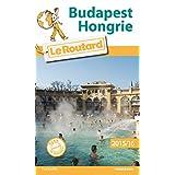 BUDAPEST, HONGRIE 2015-2016 + PLAN DE VILLE