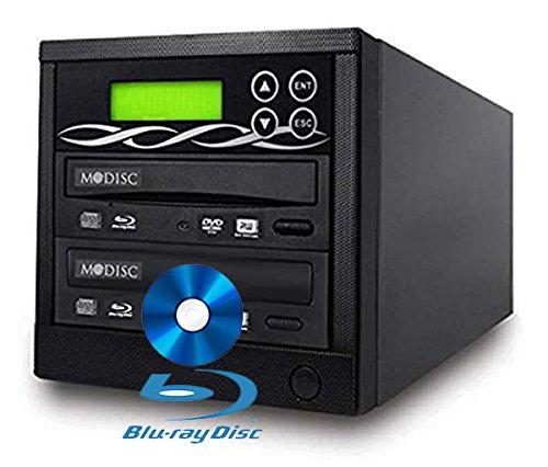 BestDuplicator 1 to 1 Blu-ray BD BDXL M-Disc CD DVD - Ray Blue Xl