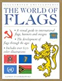 img - for World of Flags (Illustrated Encyclopedia) book / textbook / text book