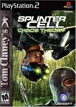 Tom Clancys Splinter Cell Chaos Theory / Game [Importación ...